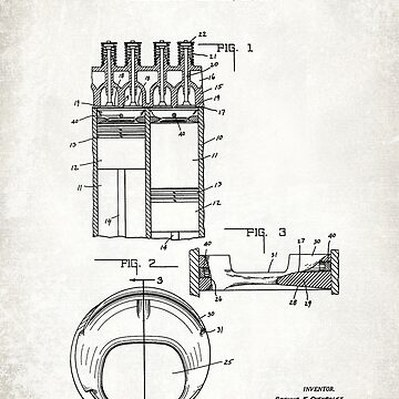 OVERHEAD VALVE ENGINE patent  by muharko