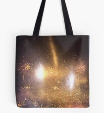 bustling excitement Tote Bag
