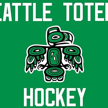 Seattle Totems Hockey by rje20