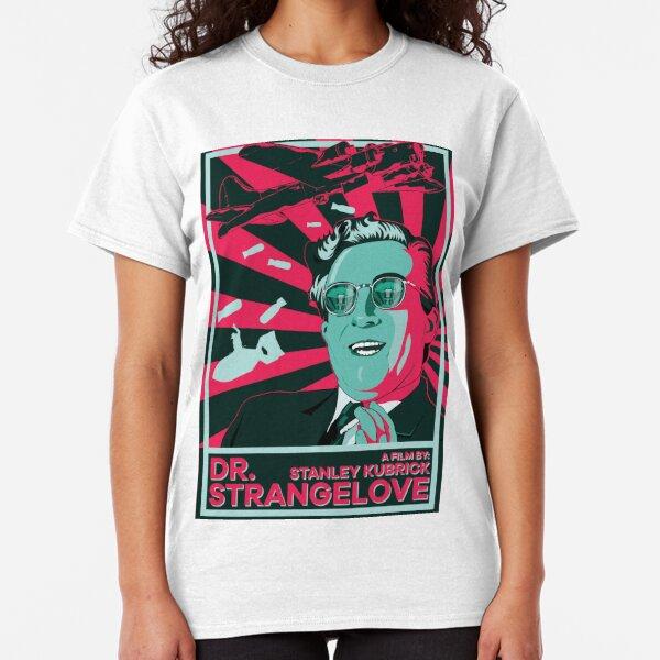 Dr Strangelove Peter Sellers T-Shirt Gents Ladies Kids Sizes Kubrick Film Movie