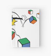magic cube fall Hardcover Journal