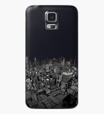 Persona 5 Citycsape Night Time Case/Skin for Samsung Galaxy