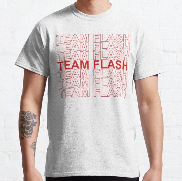 Team Flash - Thank You Bag Style Classic T-Shirt