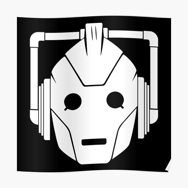 SCIENCE FICTION POSTER Doctor Who Cybermen Delete