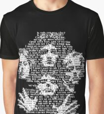 Camiseta gráfica Rapsodia Bohemia