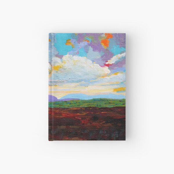 Donegal Cloud, Ireland Hardcover Journal