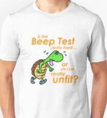 Is it Hard or Am I Unfit? Unisex T-Shirt
