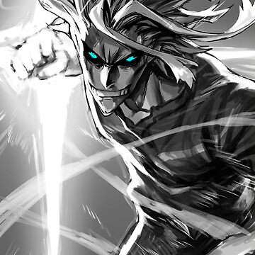 All Might Full by Kaluma