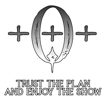 #QANON TRUST THE PLAN ENJOY THE SHOW WWG1WGA by AltrusianGrace