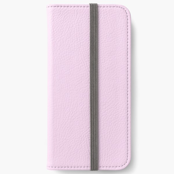 Pink Crystal iPhone Wallet