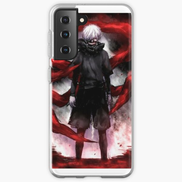 Tokyo Ghoul Coque souple Samsung Galaxy