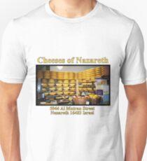 Cheeses of Nazareth Unisex T-Shirt