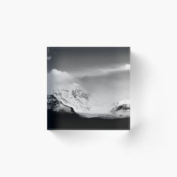 Iceland Series 17 Acrylic Block