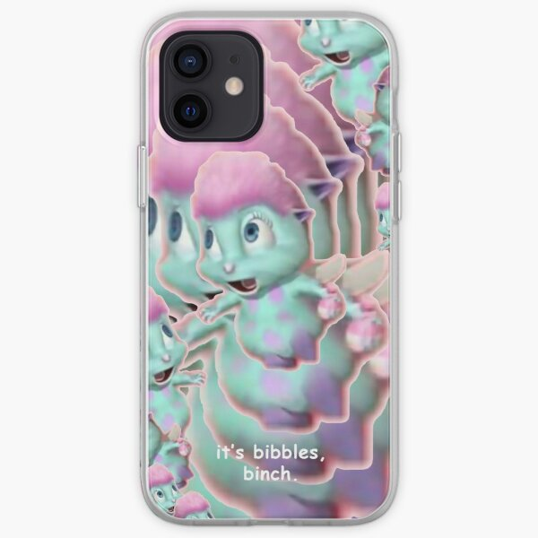 it's bibbles, binch iPhone Soft Case