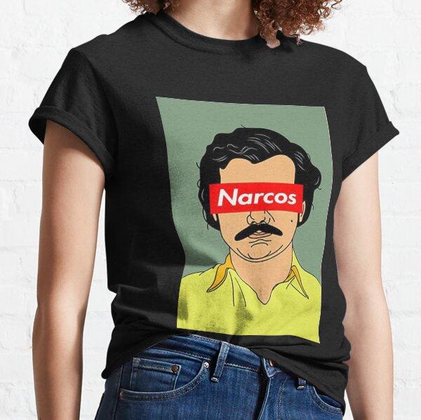 Narcos Art Camiseta clásica