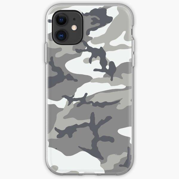 Metro Camo iPhone Soft Case