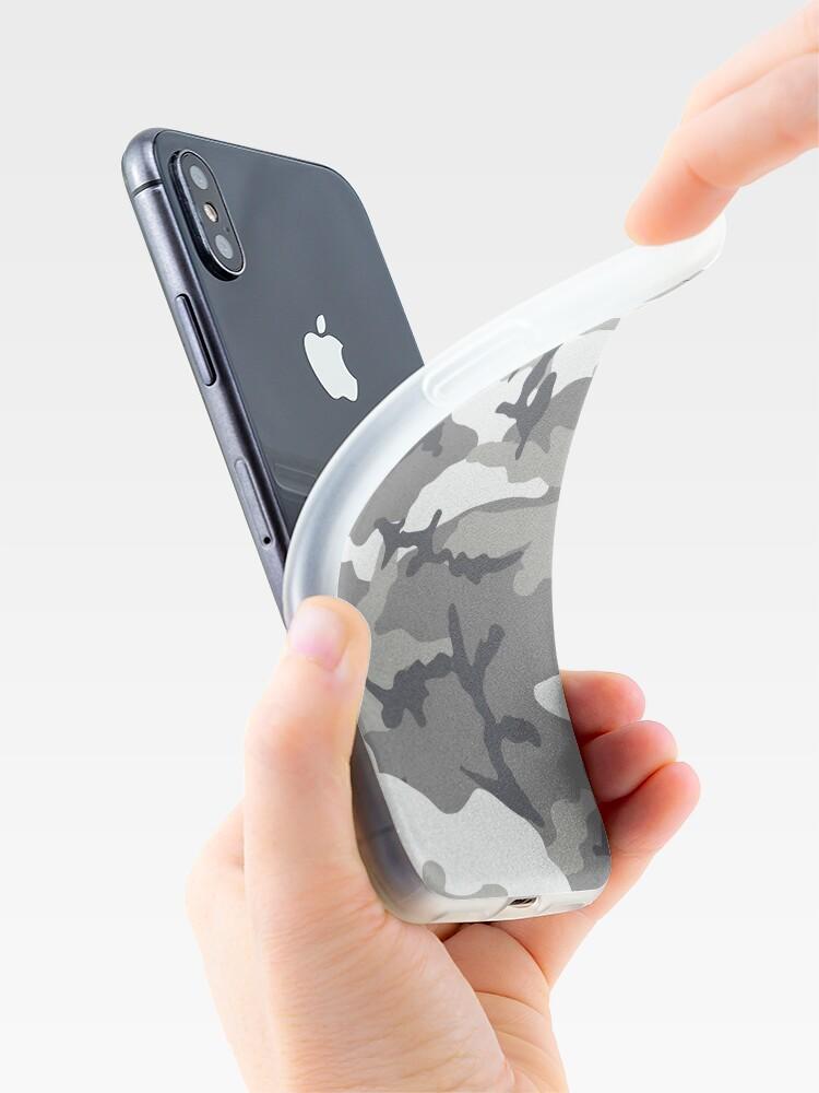 Alternate view of Metro Camo iPhone Case & Cover
