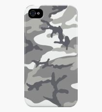 Metro Camo iPhone 4s/4 Case
