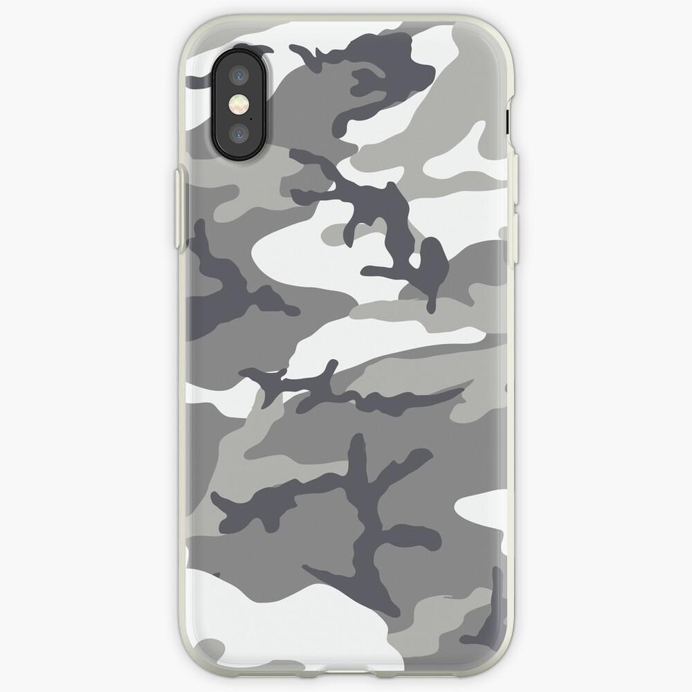 Metro Camo iPhone Case & Cover