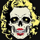 Marylin Skull by Pintwich
