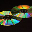 Compact Discs by Ray4cam