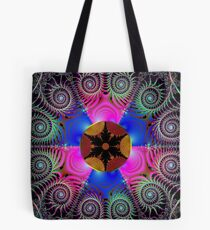 Spin, Spin, Spin Tote Bag