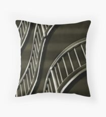 Stair Wave Throw Pillow