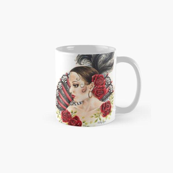 Spanish Rose Classic Mug