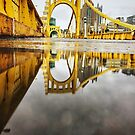Puddle Perspective by CrazyCityLady