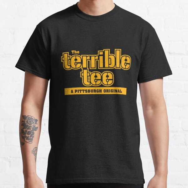 Pittsburgh Steelers Football Terrible Tee Classic T-Shirt