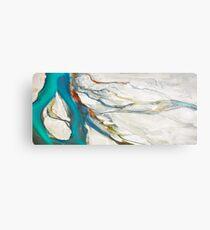 Die Aquarelle der Natur Metalldruck