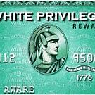 White privilege card by #PoptART products from Poptart.me