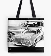 Starsky & Hutch - Ford Gran Torino Tote Bag