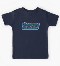 Camiseta para niños Petrolhead Blue