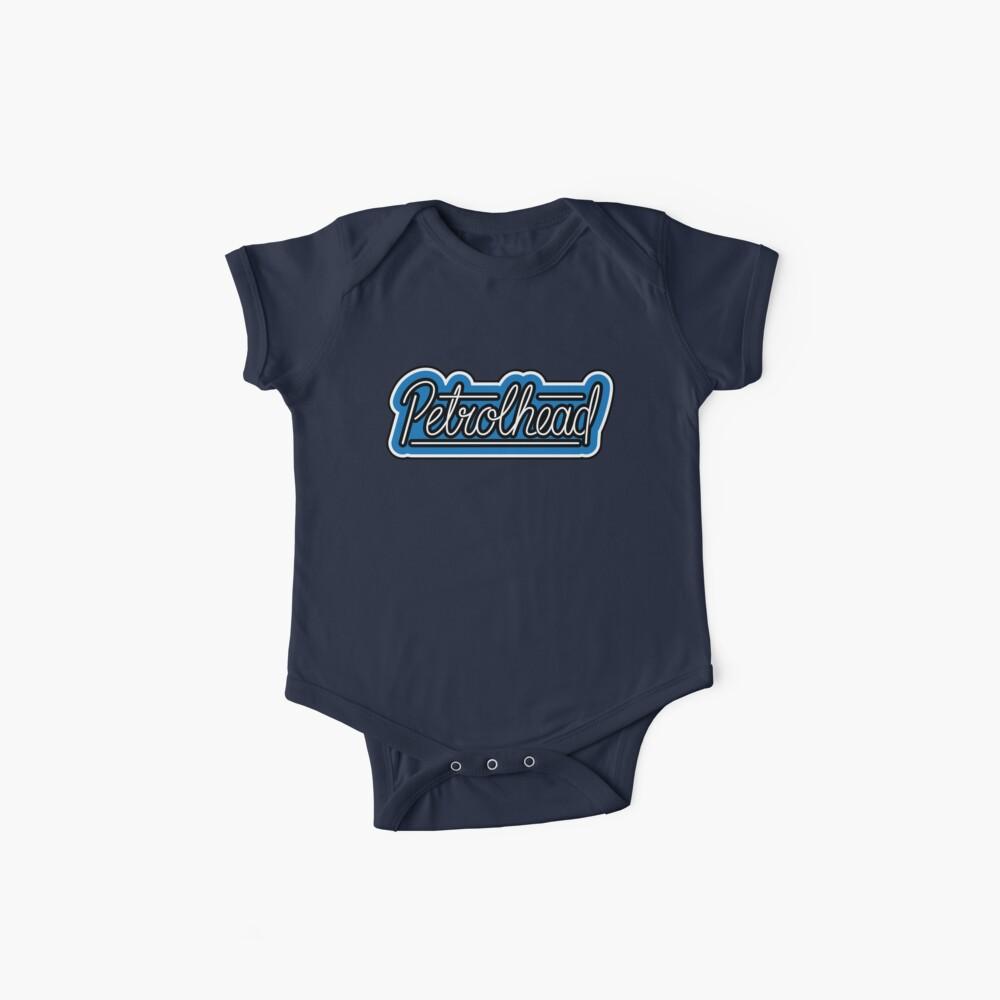 Petrolhead Blue Body para bebé