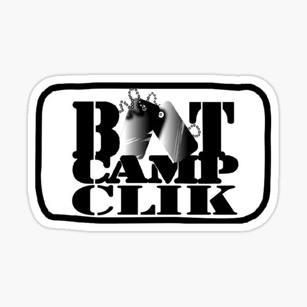 Boot Camp Clik Sticker