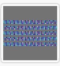 Mozaik v.2 Sticker