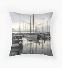 """""""Reflections"""" Throw Pillow"""