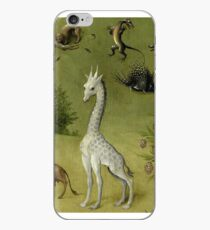 Hieronymus Bosch - Garden of Earthly Delights - Detail #2a iPhone Case