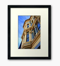 """Historic Building"" Framed Print"