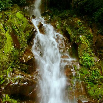 San Ramon Falls by lenzart