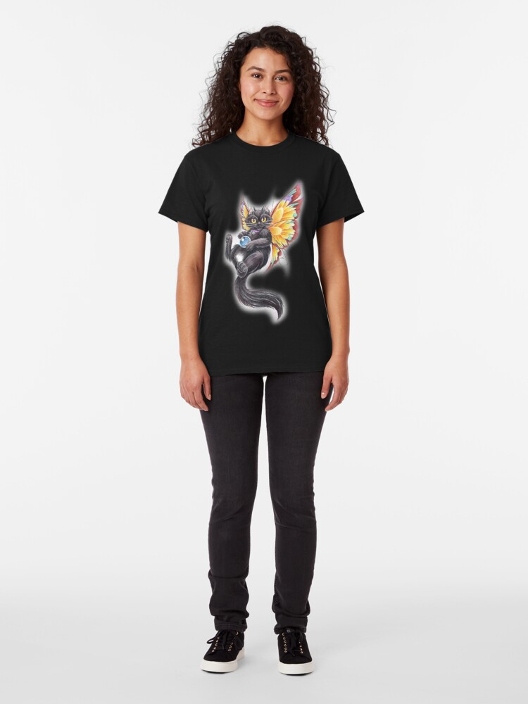 Alternate view of Queen Mab Classic T-Shirt