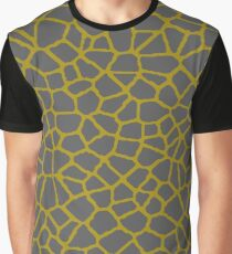 Staklo (Gray/Gold) Graphic T-Shirt