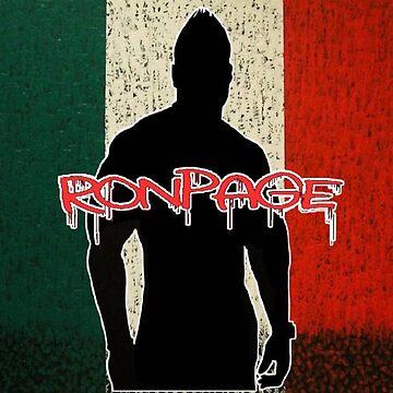 Italian Ronpage by Italianricanart