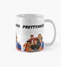 PRETTYMUCH w/ logo Mug