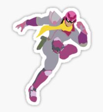 Captain FABULOUS!  Sticker