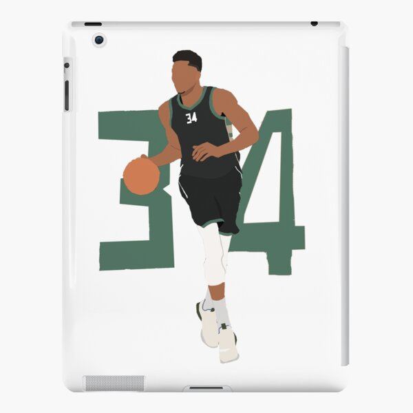 Giannis Antetokounmpo - Milwaukee Bucks iPad Snap Case