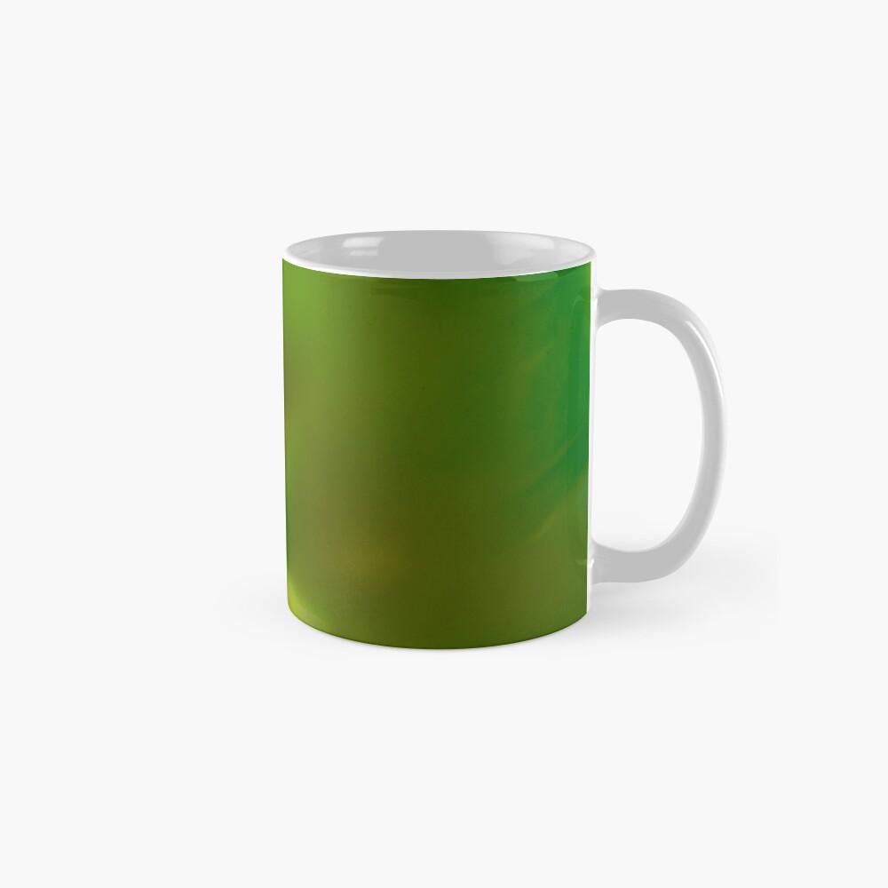 etude in green Tassen