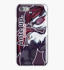 Ante Up - Augmented V2 iPhone Case/Skin