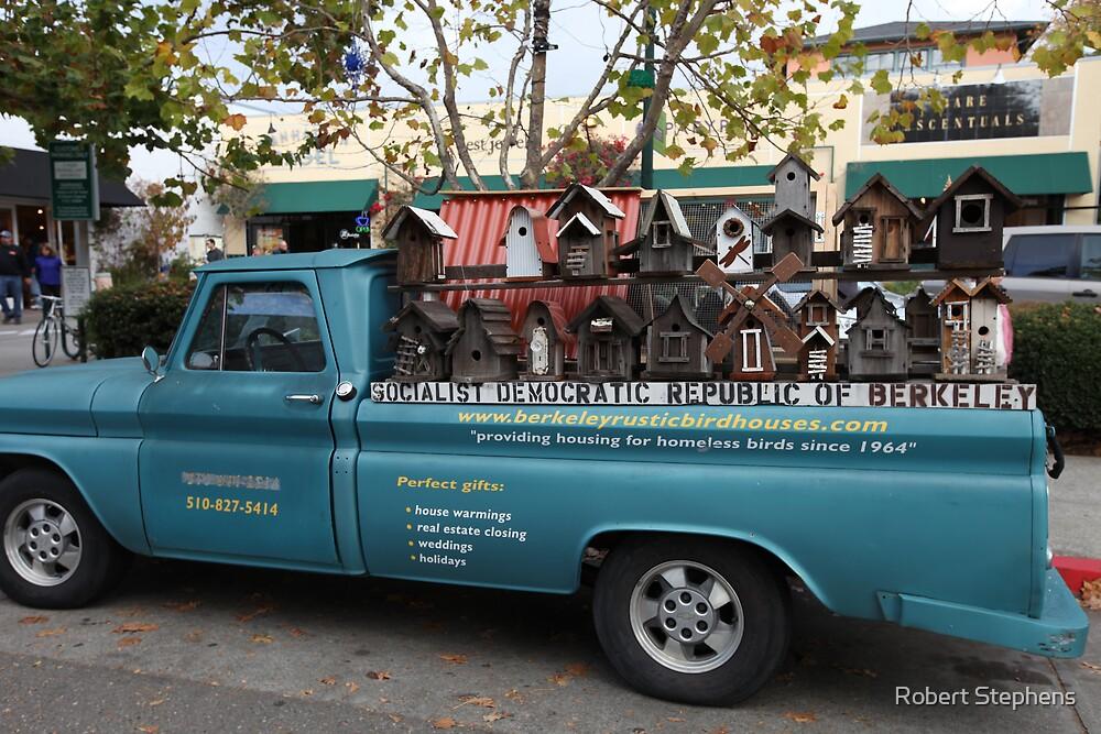 Everything is Political in Berkeley, California by Robert Stephens